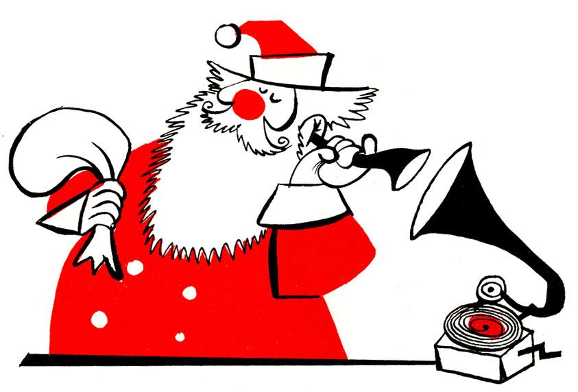 Ward Kimball Santa